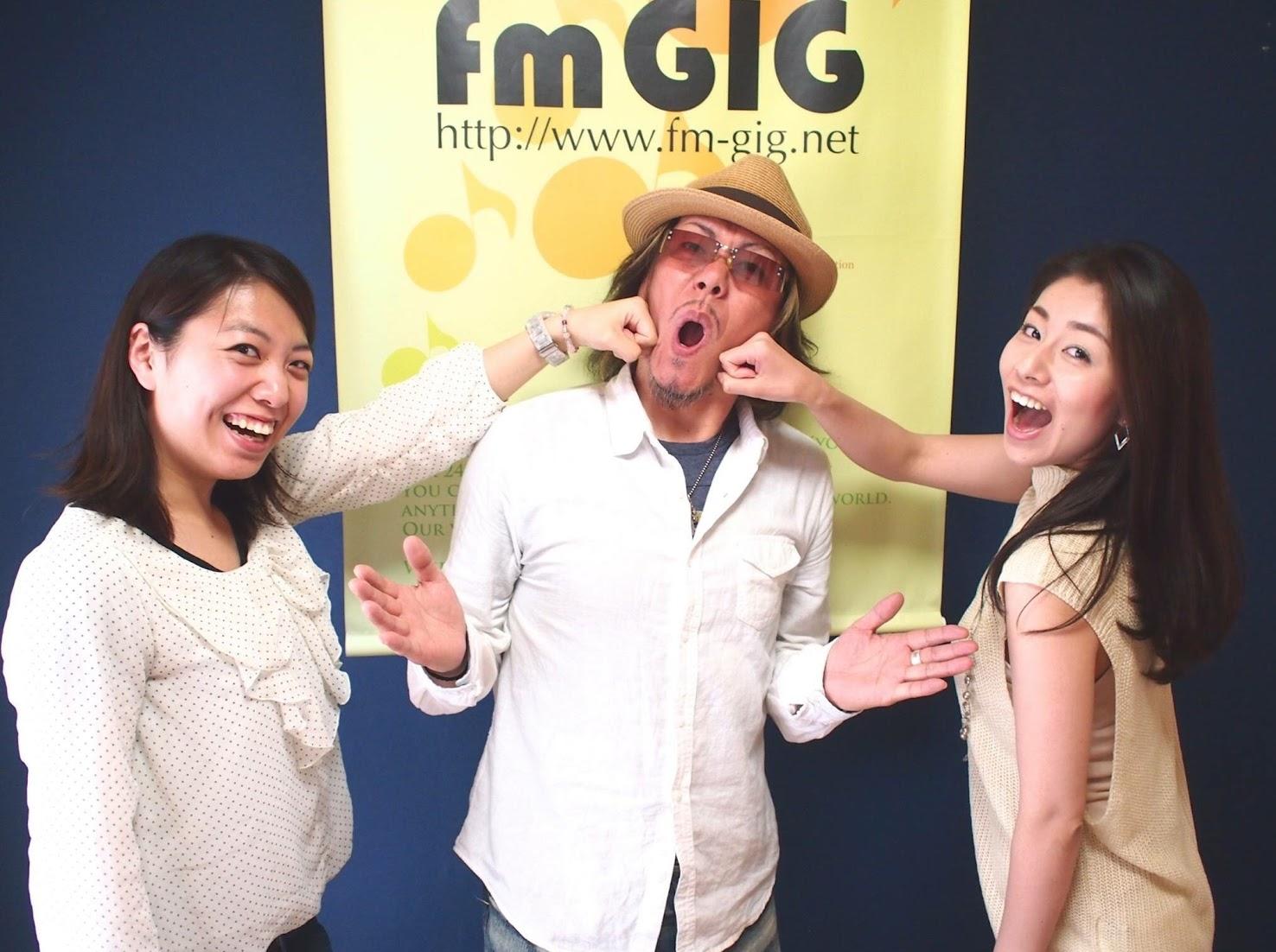 【2名出演】FM GIG とおるのLOVE&PEACE