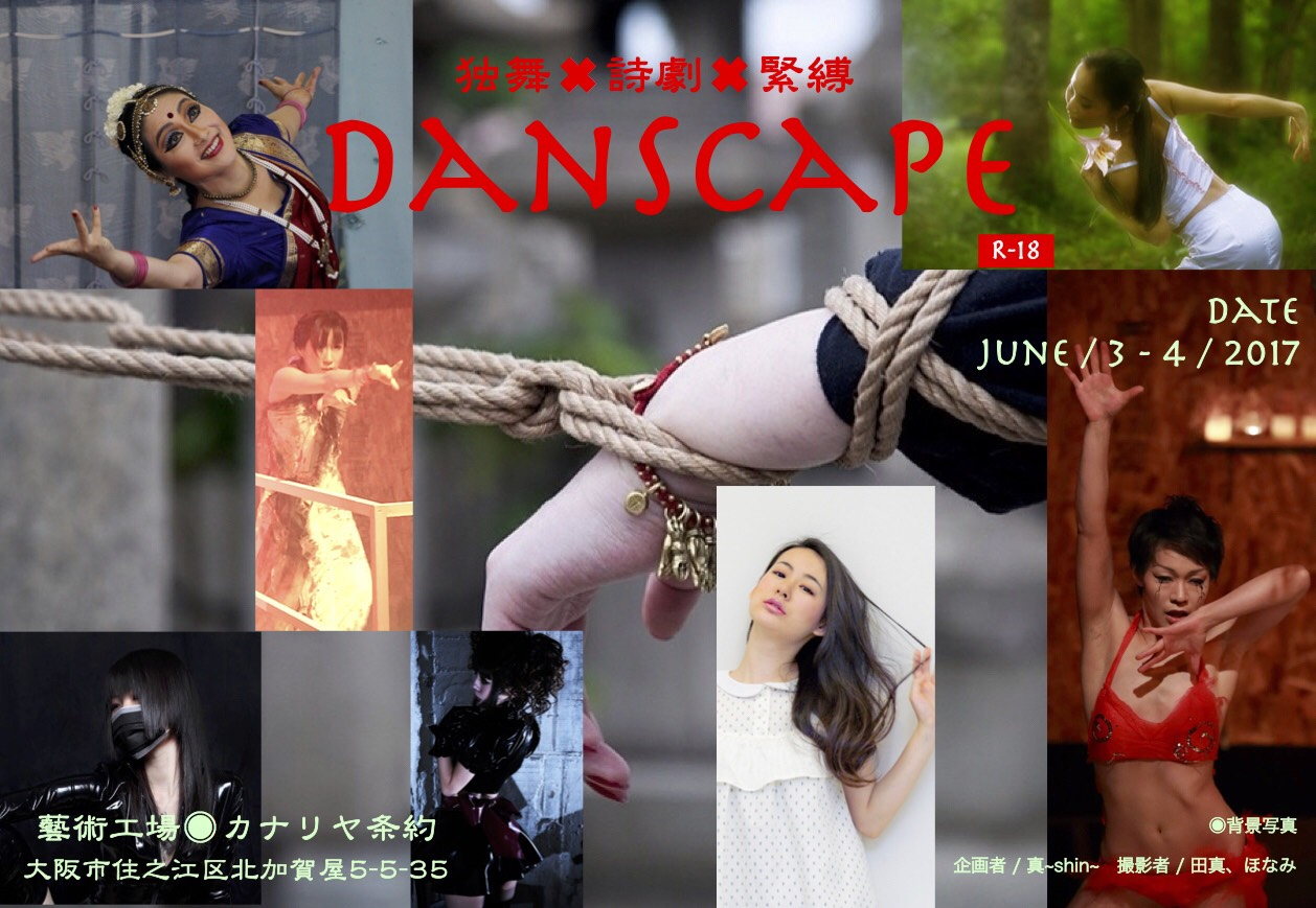 【石埜葵】DANSCAPE