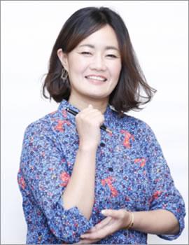 JTEスクール 演技講師・脚本 三名 刺繍